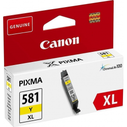 CANON 581XL YELLOW