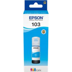 EPSON No103 CYAN C13T00S24A