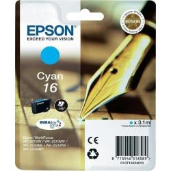 EPSON No16 CYAN C13T16224012