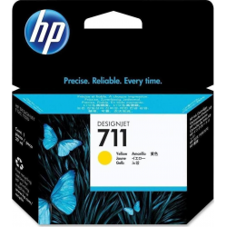 HP 711 YELLOW CZ132A