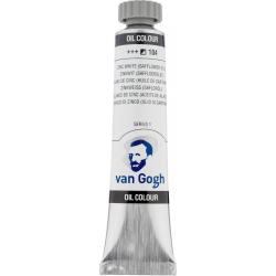 TALENS ΧΡΩΜΑ ΛΑΔΙΟΥ 60ml V.GOGH ZINC WHITE 104