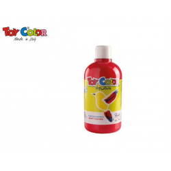 TOY COLOR ΤΕΜΠΕΡΑ 500ml S/WASH RED