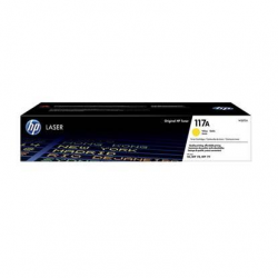 HP 117A YELLOW W2072A