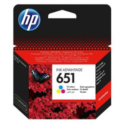 HP 651 COLOUR C2P11AE