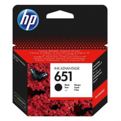 HP 651BLACK C2P10AE