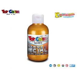 TOY COLOR ΤΕΜΠΕΡΑ 250ml S/WASH GOLD