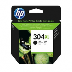 HP 304XL BLACK N9K08AE