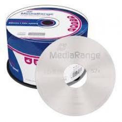 MEDIARANGE CD-R 80' 700MB 52X CAKE BOX MR207