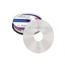 MediaRange cd-r 80 700mb 52xcake mr214 10τεμαχίων