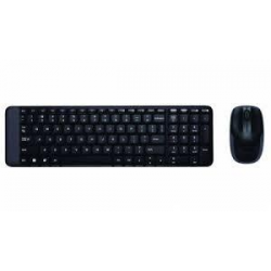 LOGITECH MK220 DESKTOP COMBO GR (BLACK,WIRELESS) LOGMK220