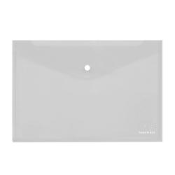 Διαφανές Φάκελος με κουμπί Α4