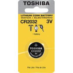 TOSHIBA ΜΠΑΤΑΡΙΕΣ COINS ΛΙΘΙΟΥ CR-2032